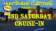 2nd Saturday Cruise-in