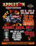 Hot Rods & Harleys