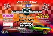 Floor & Decor VET FEST Inc. Car Show -Morrow, GA