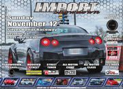 Import Showdown Round #3 -Reynolds, GA