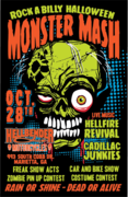 4th Annual Monster Mash -Marietta, GA