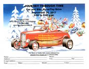 Journey Through Time Car Show & Toy Drive, Covington,GA
