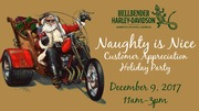 Naughty is Nice Customer Appreciation Holiday Party -Marietta, GA