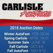 Spring Carlisle Auction