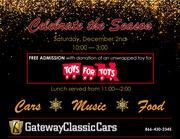 Gateway Classic Cars Holiday Party! Kenosha, WI