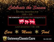 Gateway Classic Cars Holiday Party! DFW Airport, TX