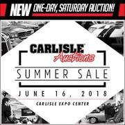Carlisle Auctions Summer Sale