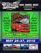 Slammin and Jammin 2018 -Pigeon Forge,TN