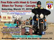 FREE RIDE and EAT & GREET with BIKERS FOR TRUMP