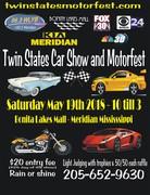 Twin States Car Show And Motorfest Meridan Ms.