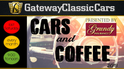 Cars and Coffee Presented By: Grundy Insurance Dearborn, MI