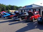 4th annual North Jefferson Relay For Life Car show- Gardendale, AL