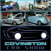 8th Annual Covington Car Show 2018 -Covington GA