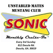 Sonics Monthly Cruise-In Hosted by UMMC (Every 3rd Sunday)