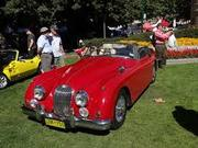 Carolina Jaguar Club Concours - LITTLE SWITZERLAND, NC