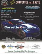 Corvettes for a Cause -Lawrenceville, GA