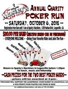 CHARITY POKER RUN--Masters Car Club--Loganville, GA