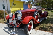 Annual Car Show and Flea Market at the Thomas House Hotel - Red Boiling Springs, Tn