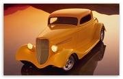 Springfield Fall Festival Classic Car Show - Springfield, Ga