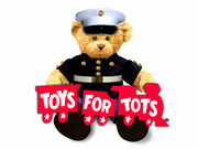 US Marines Toys 4 Tots and Hot Dogs - Braselton, GA