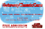 Gateway Classic Cars Holiday Party! -O'Fallon, IL