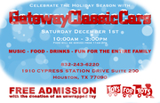 Gateway Classic Cars Holiday Party! Houston, TX