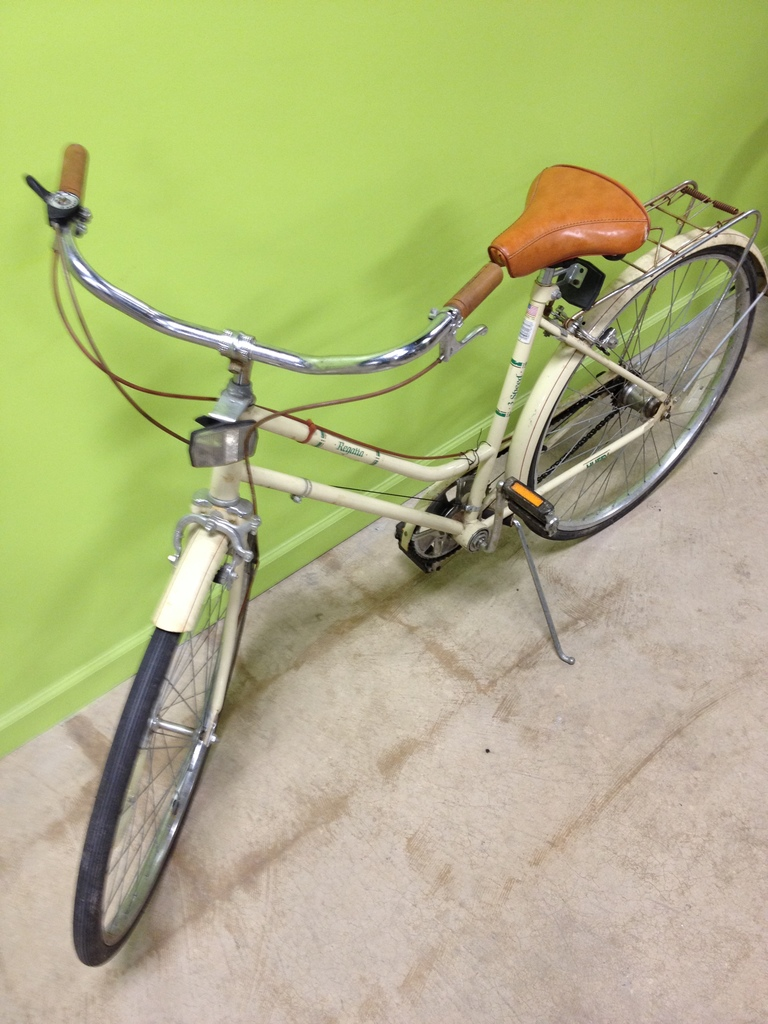 Vintage Bike for Sale - 1970's Women's Huffy Regatta Cruiser