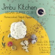 Jimbu Kitchen Supper Club