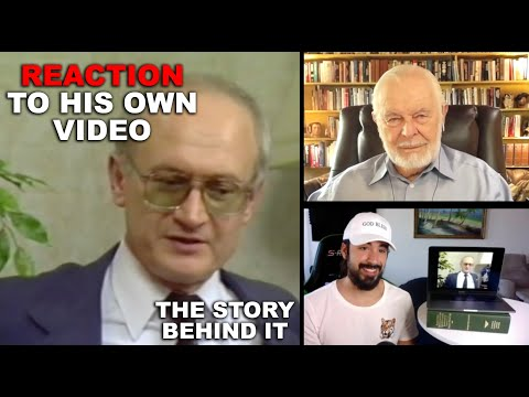 Yuri Bezmenov REACTION By The Man Who Created The Video! G.Edward Griffin: The Story Behind Yuri.