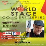 "KEVIN 'Brandino' BRANDON ""Livestream / Archive"" From: The 'new' World STAGE *updatez*"