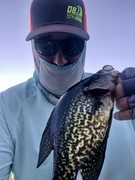 More From The Crappie Morning…..10/21/2021