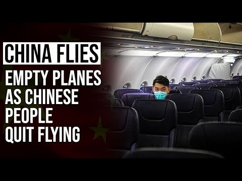 A Chinese Conundrum: So many planes and no passengers to board