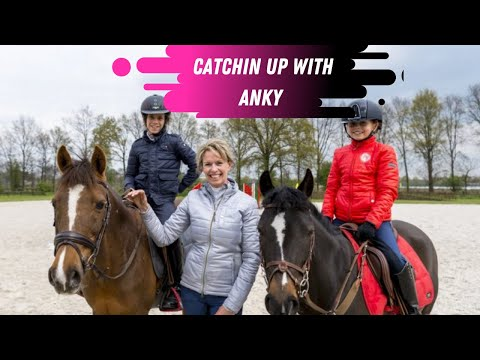 Catching Up With Anky Van Grunsven: Will She Show Again? What Top Horse Would She Ride?