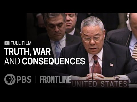 Truth, War and Consequences (full documentary) | FRONTLINE
