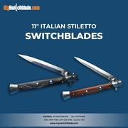 Stiletto Switchblades