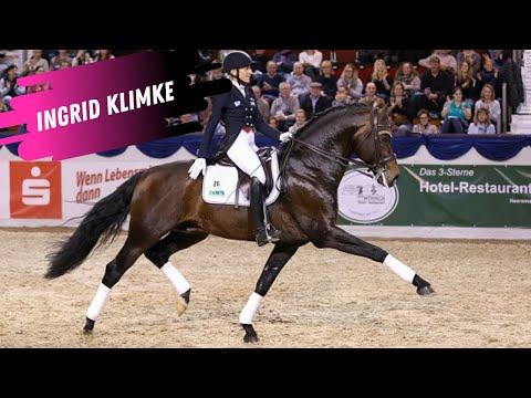 World Cup: Ingrid Klimke & Franziskus 15 -Grand Prix Dressage Highlights