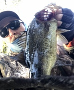 Thirty Two Largemouth Today…..10/23/2021