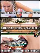 Always follow the money .....