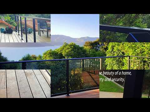Know about the top 6 exclusive benefits of the glass balustrade