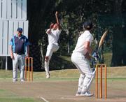 Cricket - Second XI vs Wynberg