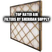 Top Rated Air Filters By Sheridan Supply
