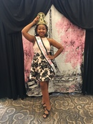 Milton's Grand Daughter Carli Wallace National Pre Teen Queen Ms USA