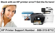 Stuck with an HP printer error? Get the fix here!