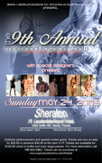 9th Annual Memorial Fashion Show