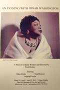 An Evening w/Dinah Washington