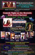 'Comedy Night on the Westside in the heart of Westwood'