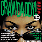 Crawdaddy! with guest DJs Dave E and Gilo (Sidewinder)