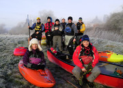 Frost Paddlers.
