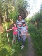 Me & the kids of Bex!