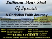 Ipswich Men's Shed Night